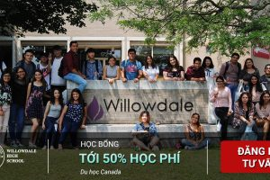 Hoc Bong Trung hoc Willowdale, Canada