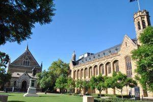 Dai hoc adelaide university